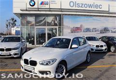 bmw seria 1 BMW Seria 1 118d, Automat, Navi, LED, Dealer Olszowiec
