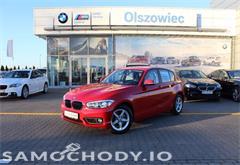 bmw seria 1 BMW Seria 1 118d Navi, Automat, LED, PDC, Dealer Olszowiec