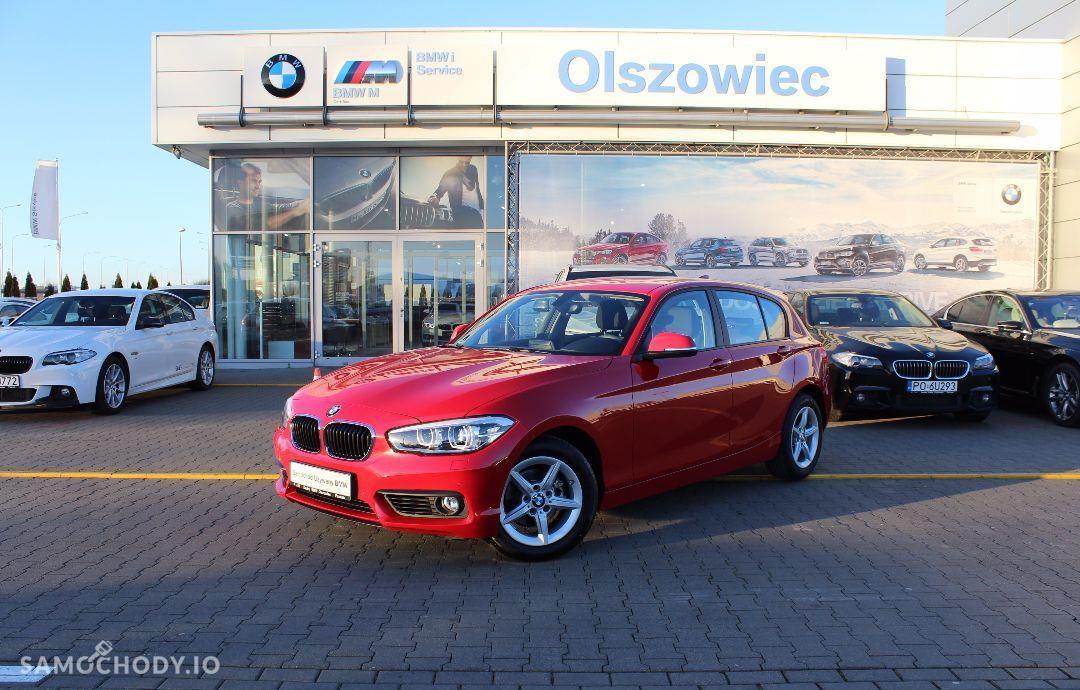 BMW Seria 1 118d Navi, Automat, LED, PDC, Dealer Olszowiec 1