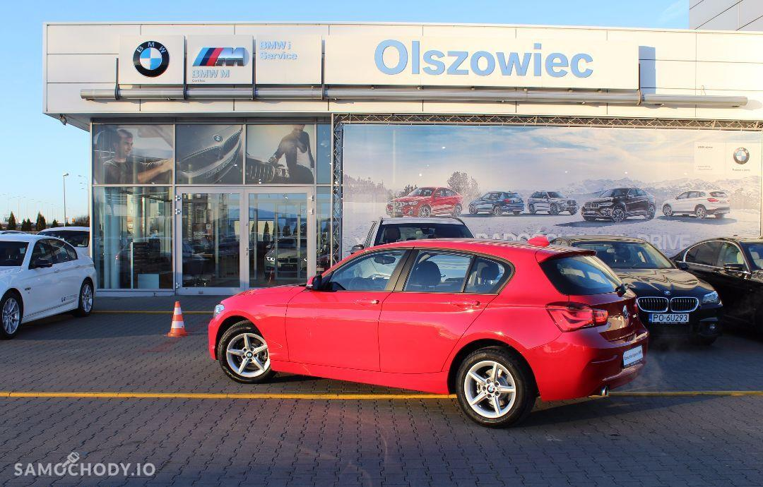 BMW Seria 1 118d Navi, Automat, LED, PDC, Dealer Olszowiec 7