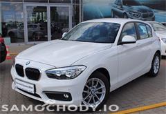 bmw z województwa wielkopolskie BMW Seria 1 Serii 1 5 drzwiowe 116d Advantage, PDC, Navi, Dealer Olszowiec