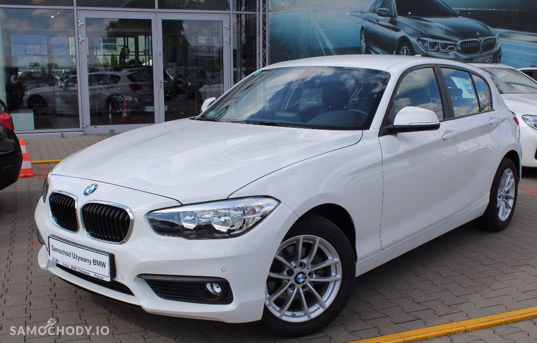 BMW Seria 1 Serii 1 5 drzwiowe 116d Advantage, PDC, Navi, Dealer Olszowiec 1