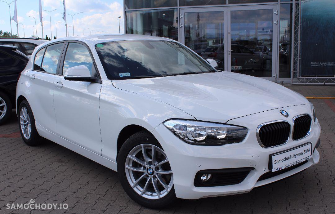 BMW Seria 1 Serii 1 5 drzwiowe 116d Advantage, PDC, Navi, Dealer Olszowiec 4