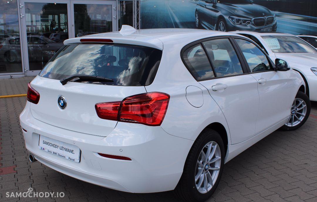 BMW Seria 1 Serii 1 5 drzwiowe 116d Advantage, PDC, Navi, Dealer Olszowiec 22
