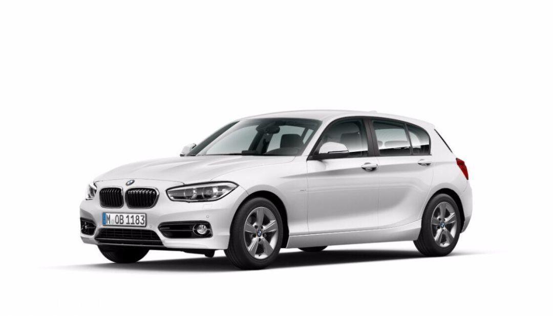 BMW Seria 1 18d 5 drzwiowy Dealer BMW Bońkowscy 1