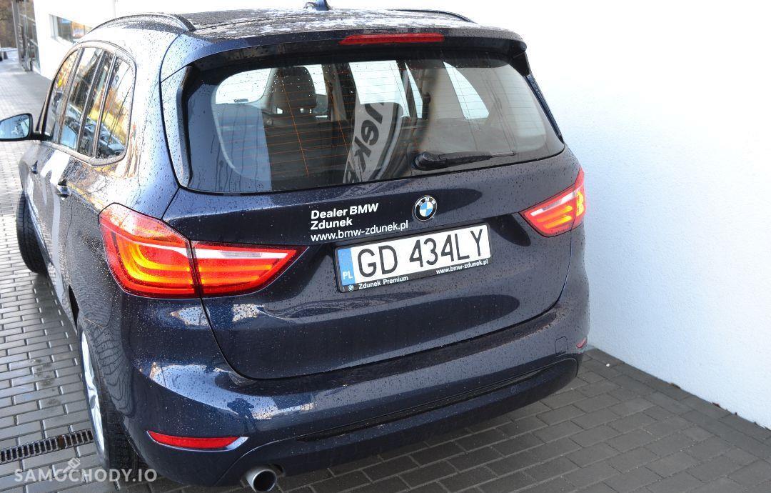 BMW Seria 2 BMW 218i Gran Tourer Dealer BMW Zdunek Gdynia 29