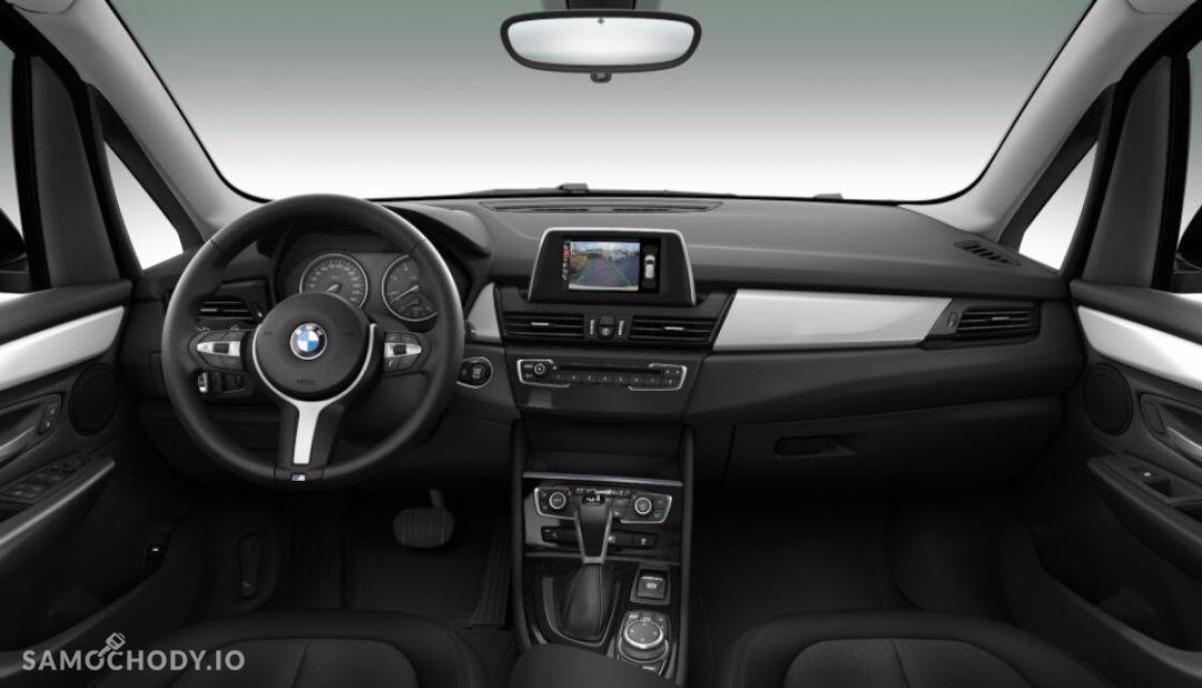 BMW Seria 2 218d Active Tourer NOWY 2017 Automat, Navi, LED Upust 40 tyś NOWA 4