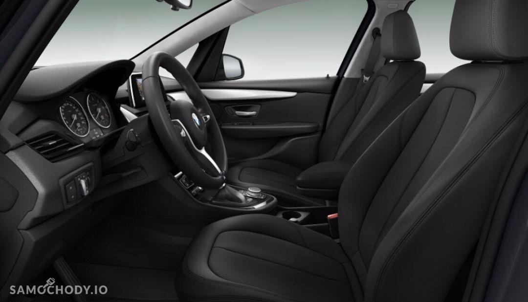 BMW Seria 2 218d Active Tourer NOWY 2017 Automat, Navi, LED Upust 40 tyś NOWA 7
