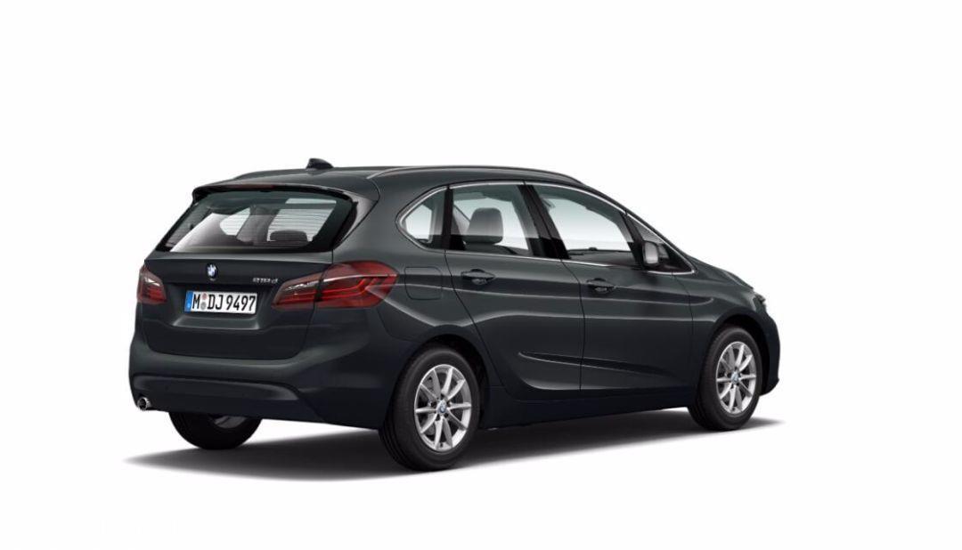 BMW Seria 2 218d Active Tourer NOWY 2017 Automat, Navi, LED Upust 40 tyś NOWA 2