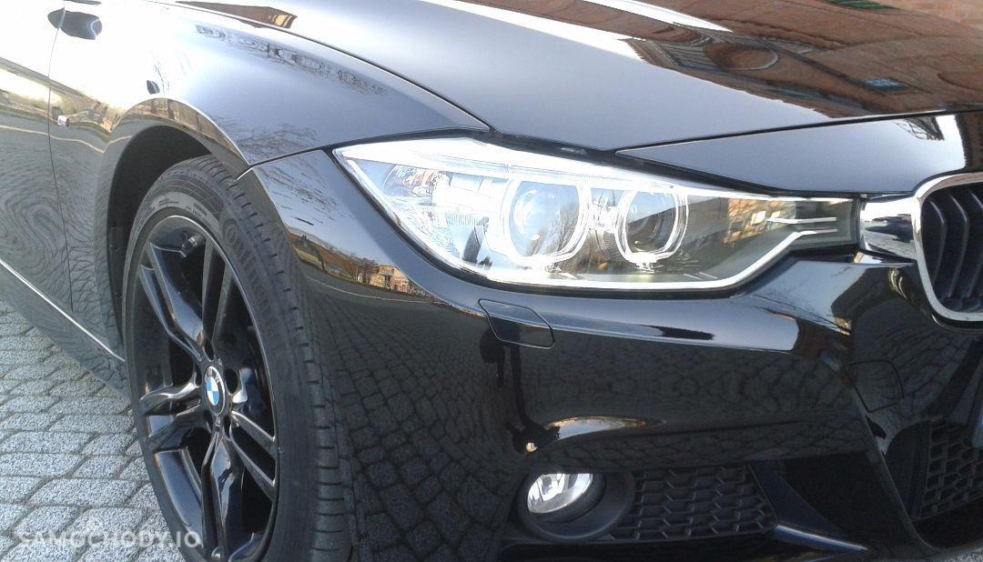 BMW Seria 3 Pełny M pakiet Niski przebieg. Wyjątkowy. 4