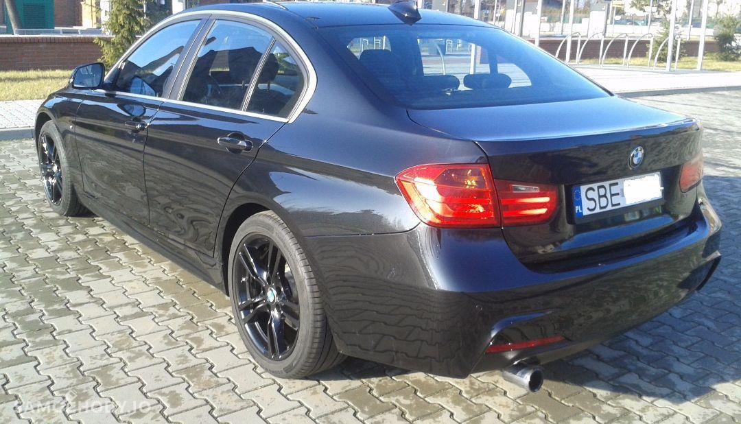 BMW Seria 3 Pełny M pakiet Niski przebieg. Wyjątkowy. 7