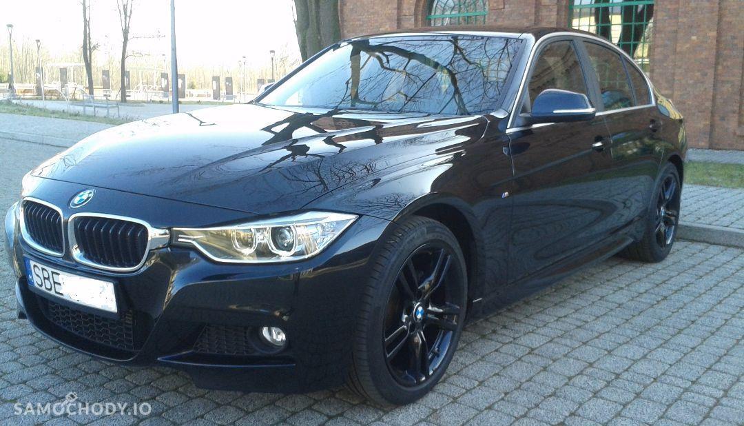 BMW Seria 3 Pełny M pakiet Niski przebieg. Wyjątkowy. 1