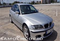 bmw seria 3 z województwa wielkopolskie BMW Seria 3 BMW E46 318i 143 KM M Sport Pakiet II