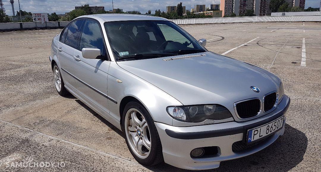 BMW Seria 3 BMW E46 318i 143 KM M Sport Pakiet II 1