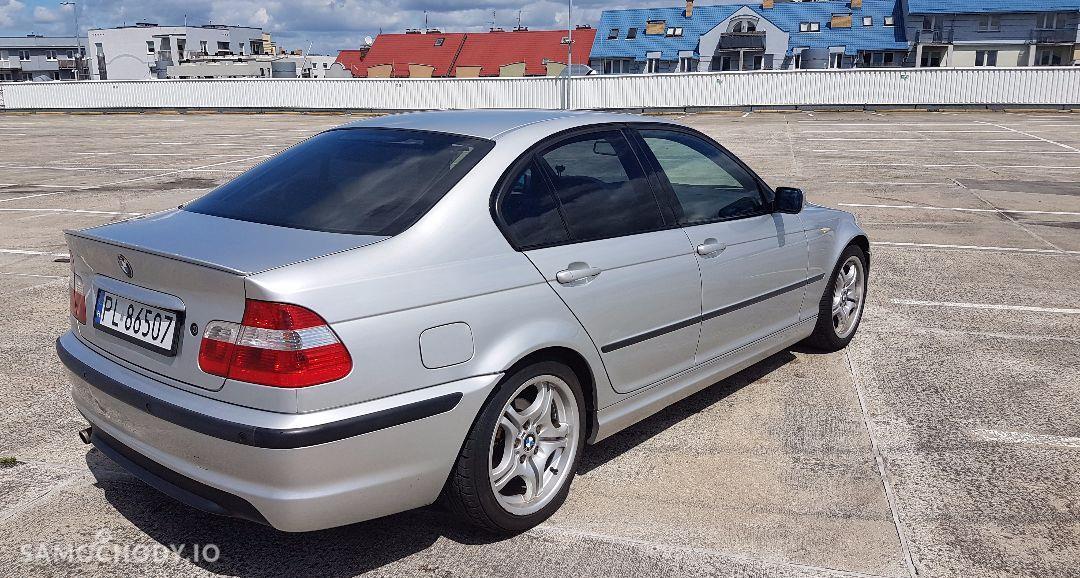 BMW Seria 3 BMW E46 318i 143 KM M Sport Pakiet II 2
