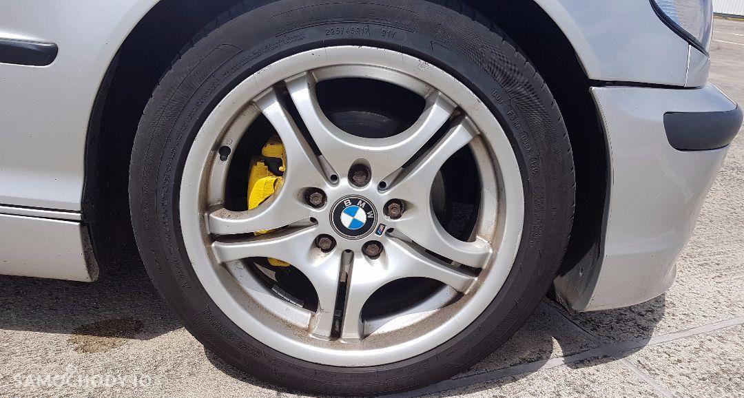 BMW Seria 3 BMW E46 318i 143 KM M Sport Pakiet II 7
