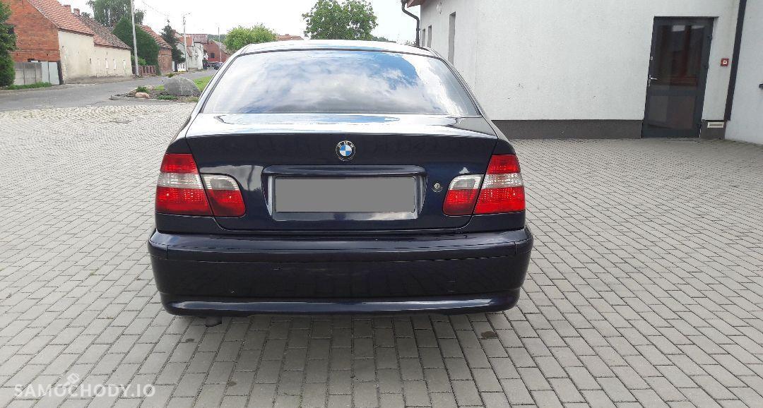 BMW Seria 3 E46 320d 150km Orientblau Chromeline Multifunkcja Climatronic 7