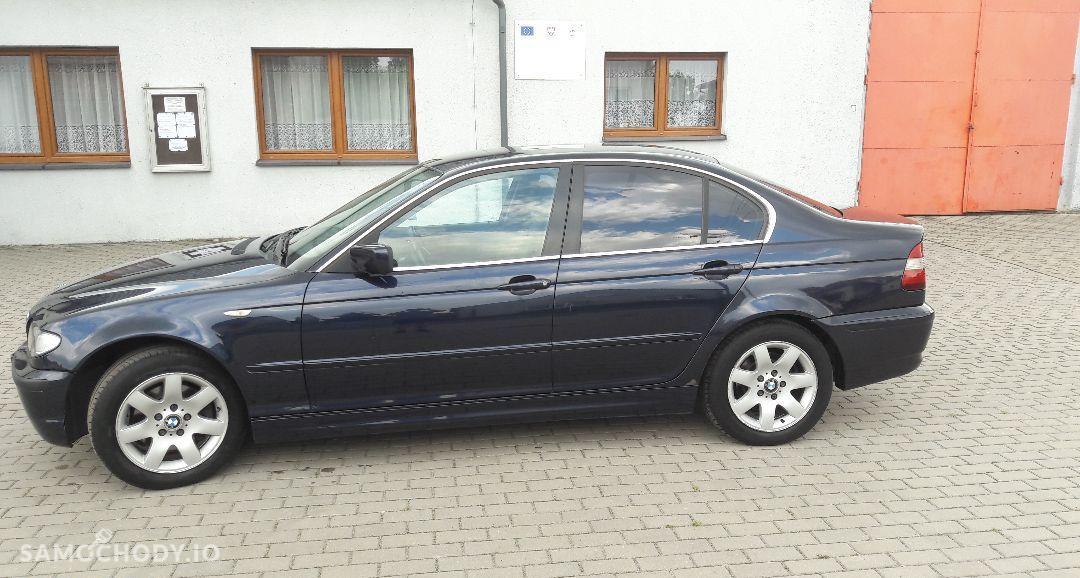 BMW Seria 3 E46 320d 150km Orientblau Chromeline Multifunkcja Climatronic 46