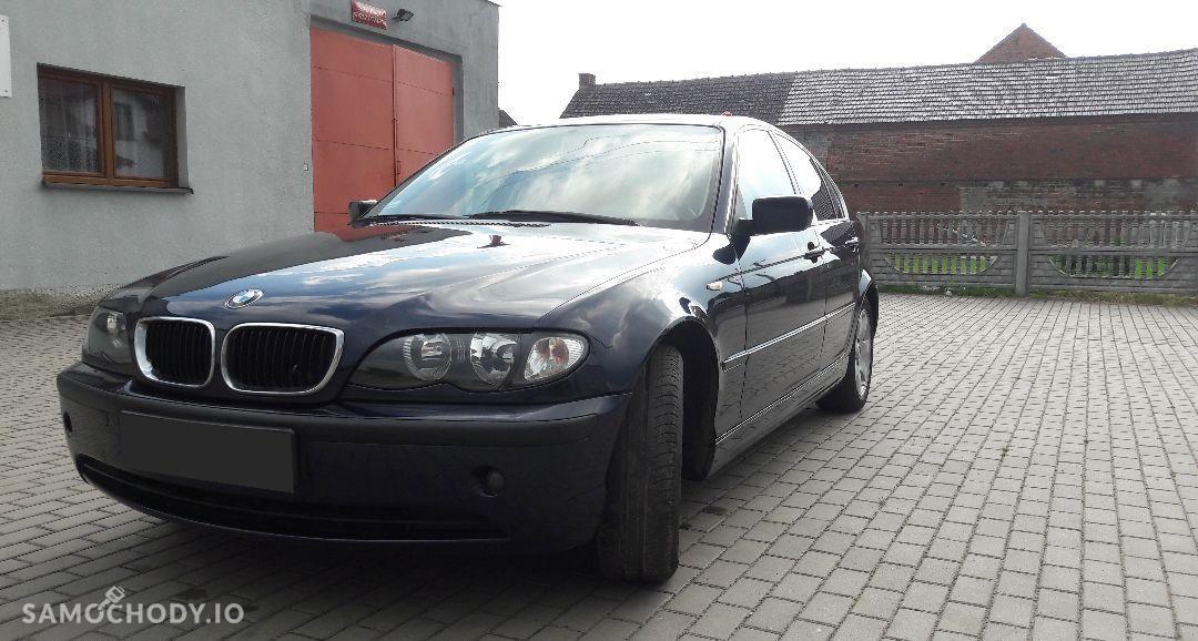 BMW Seria 3 E46 320d 150km Orientblau Chromeline Multifunkcja Climatronic 29
