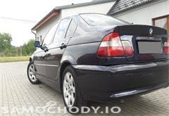 bmw seria 3 BMW Seria 3 E46 320d 150km Orientblau Chromeline Multifunkcja Climatronic