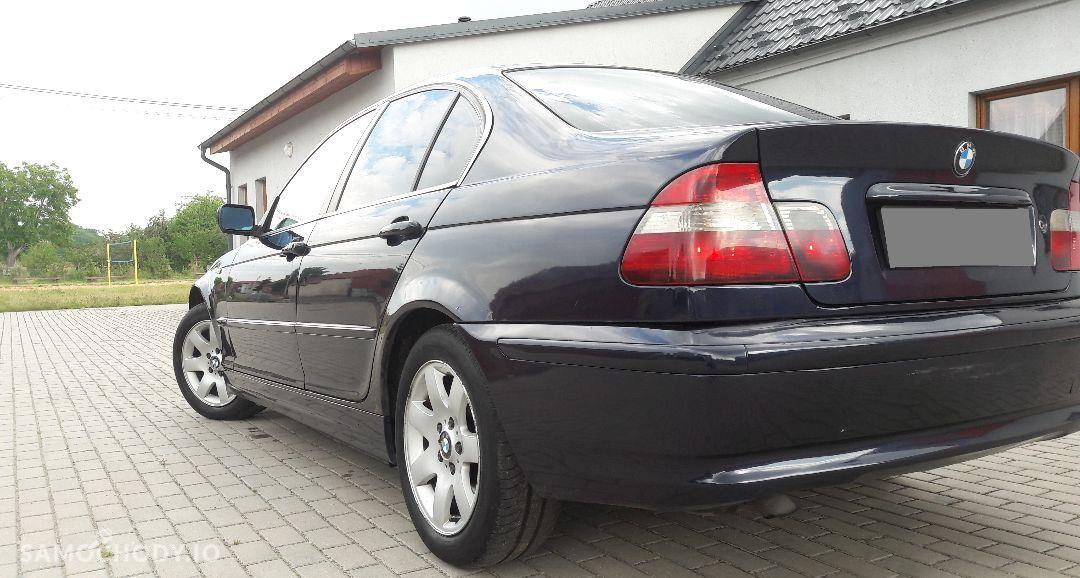 BMW Seria 3 E46 320d 150km Orientblau Chromeline Multifunkcja Climatronic 1