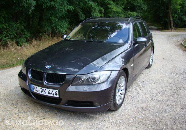 BMW Seria 3 100%ORYGINAŁ JAK NOWA ksenon skóra klima tronik 1