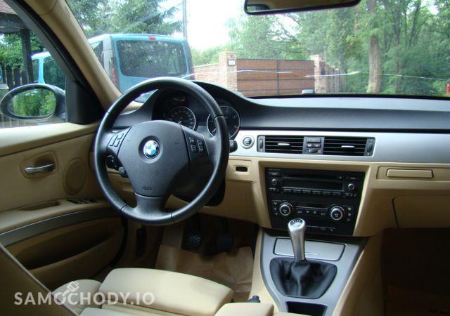 BMW Seria 3 100%ORYGINAŁ JAK NOWA ksenon skóra klima tronik 29