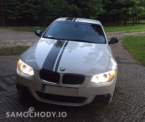 BMW Seria 3 BMW 320D CABRIO M Performance FV 23% Full opcja stan salonowy 11
