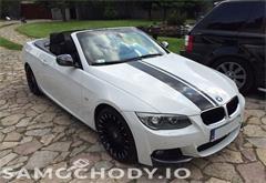 z miasta myszków BMW Seria 3 BMW 320D CABRIO M Performance FV 23% Full opcja stan salonowy