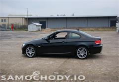 bmw seria 3 BMW Seria 3 Fabryczny M Pakiet Logic7 Navi