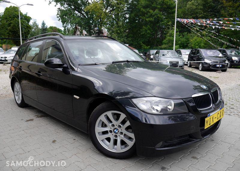 BMW Seria 3 2.0D 163PS Automat Pół skóry! Serwis! Super Stan! 2