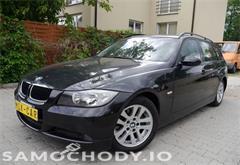bmw BMW Seria 3 2.0D 163PS Automat Pół skóry! Serwis! Super Stan!