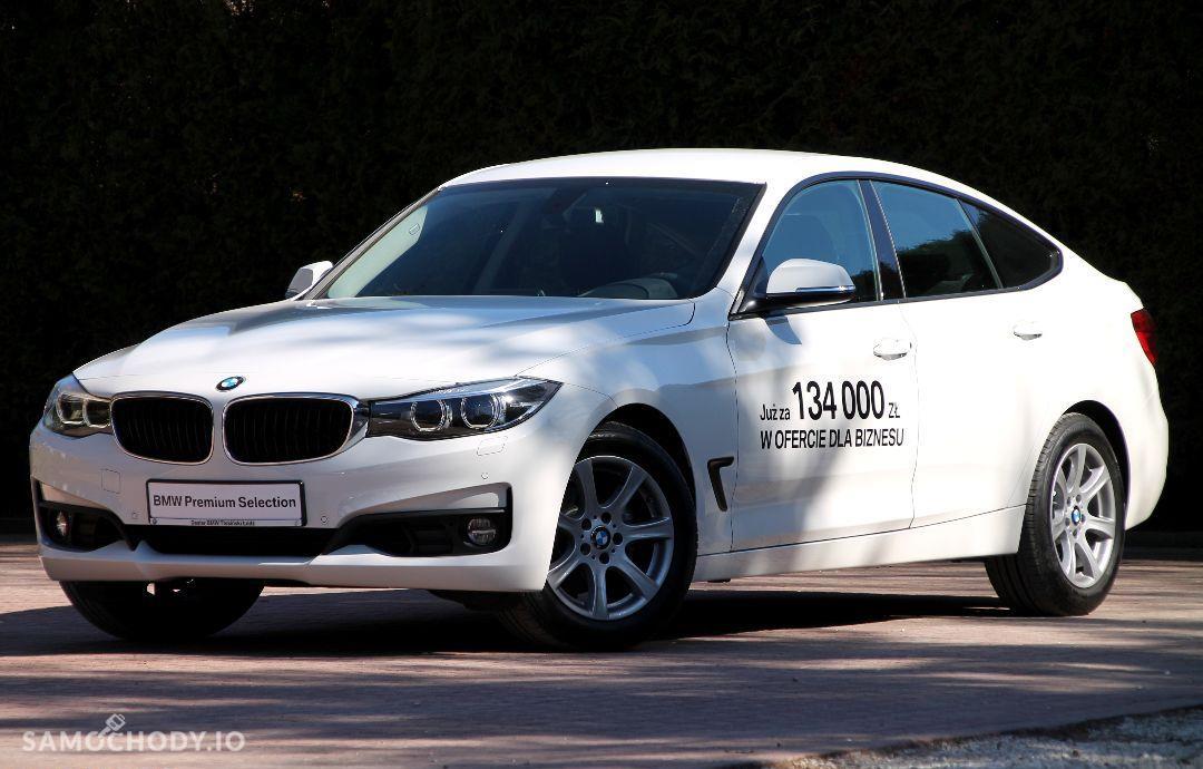 BMW Seria 3 318d Gran Turismo Dealer BMW Tłokiński Łódź Oferta flotowa 1