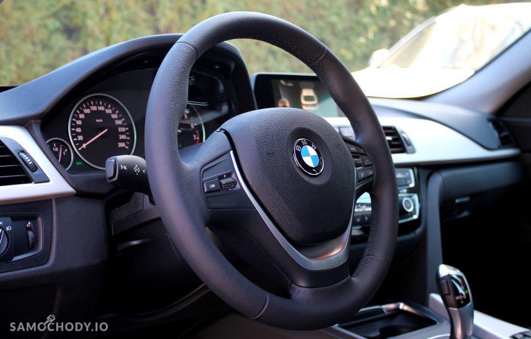 BMW Seria 3 318d Gran Turismo Dealer BMW Tłokiński Łódź Oferta flotowa 7