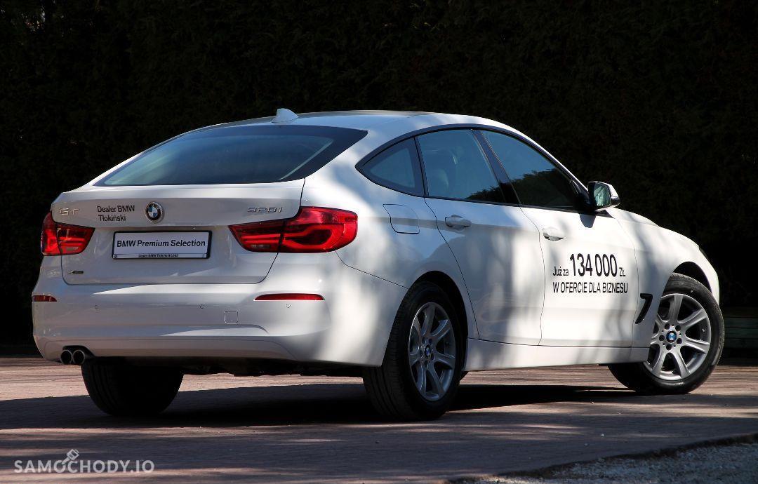 BMW Seria 3 318d Gran Turismo Dealer BMW Tłokiński Łódź Oferta flotowa 2