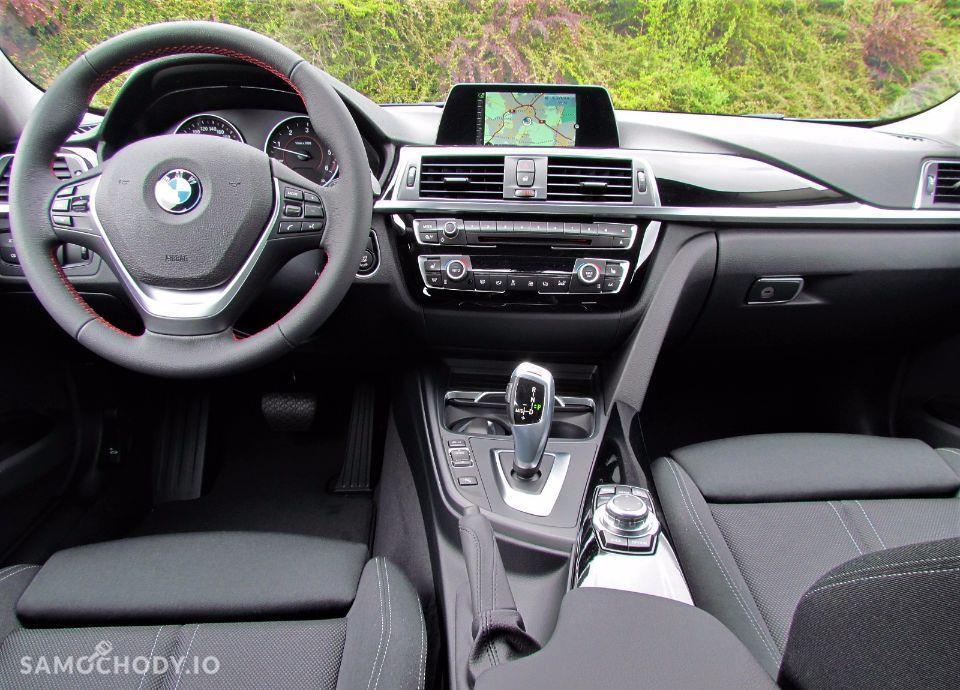 BMW Seria 3 Dealer BMW Sikora BMW 318d Touring 2017 Samochód demonstracyjny 16