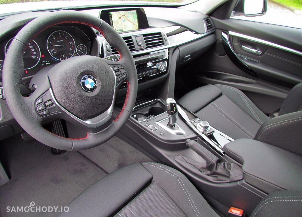 BMW Seria 3 Dealer BMW Sikora BMW 318d Touring 2017 Samochód demonstracyjny 2