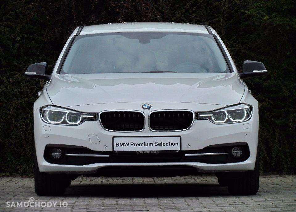 BMW Seria 3 Dealer BMW Sikora BMW 318d Touring 2017 Samochód demonstracyjny 22