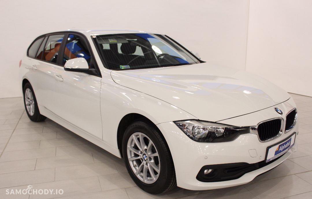 BMW Seria 3 316d Touring 116KM OrgLakier SalonPL ASO FV23% 1
