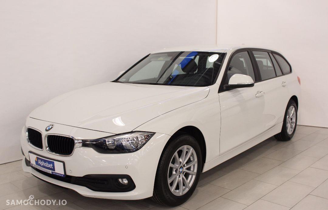 BMW Seria 3 316d Touring 116KM OrgLakier SalonPL ASO FV23% 2