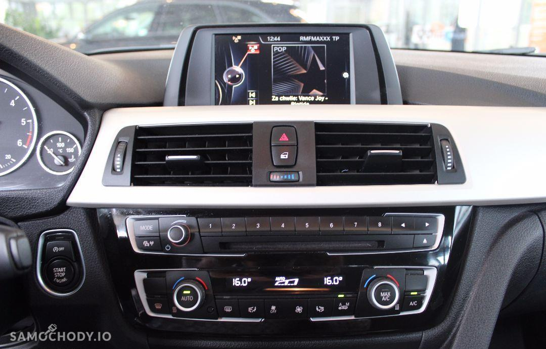 BMW Seria 3 316d Touring 116KM OrgLakier SalonPL ASO FV23% 37
