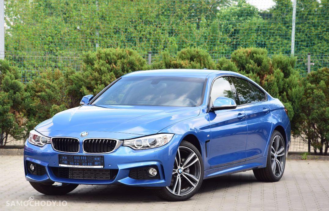 BMW Seria 4 420d xDrive Gran Coupe M Sport 2017 1
