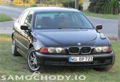 bmw seria 5 e39 (1996-2003) BMW Seria 5 E39 520i MANUAL świeżo sprowadzona