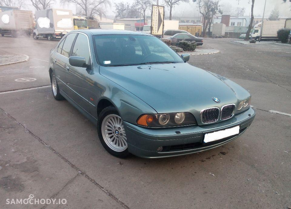 BMW Seria 5 LIFT 525d 163 KM CR 1