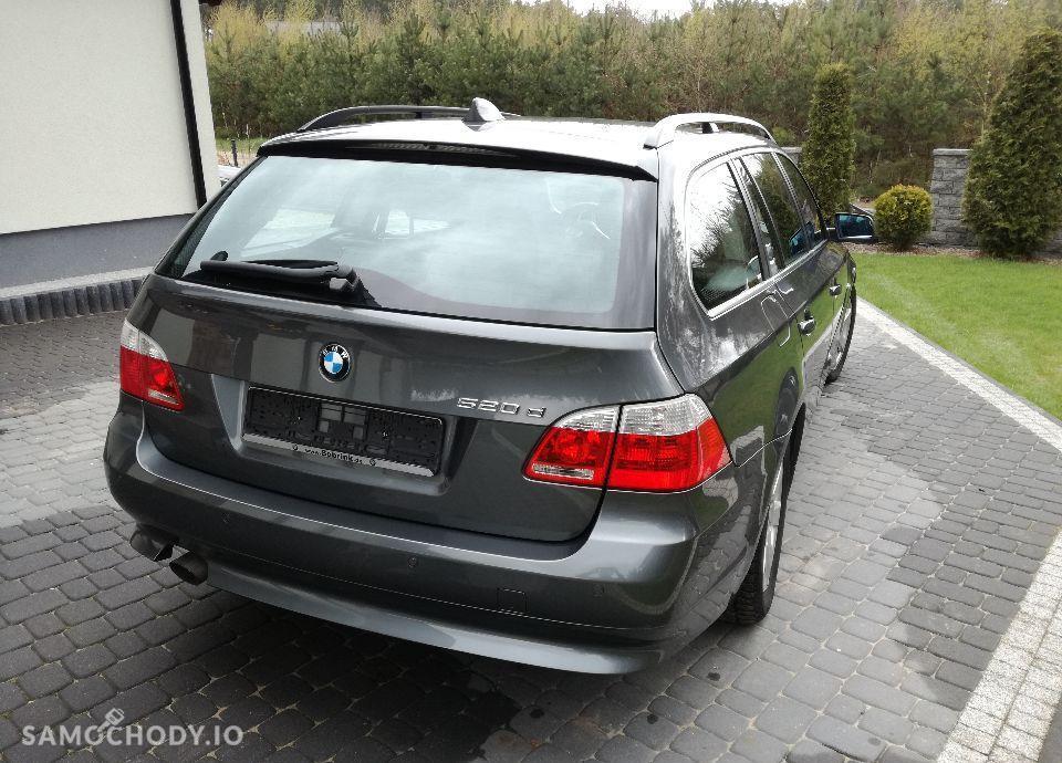 BMW Seria 5 E 61 520 D 163 KM. PANORAMA ! AUTOMAT ! Zadbany ! Pdc ! Klimatronic ! 4
