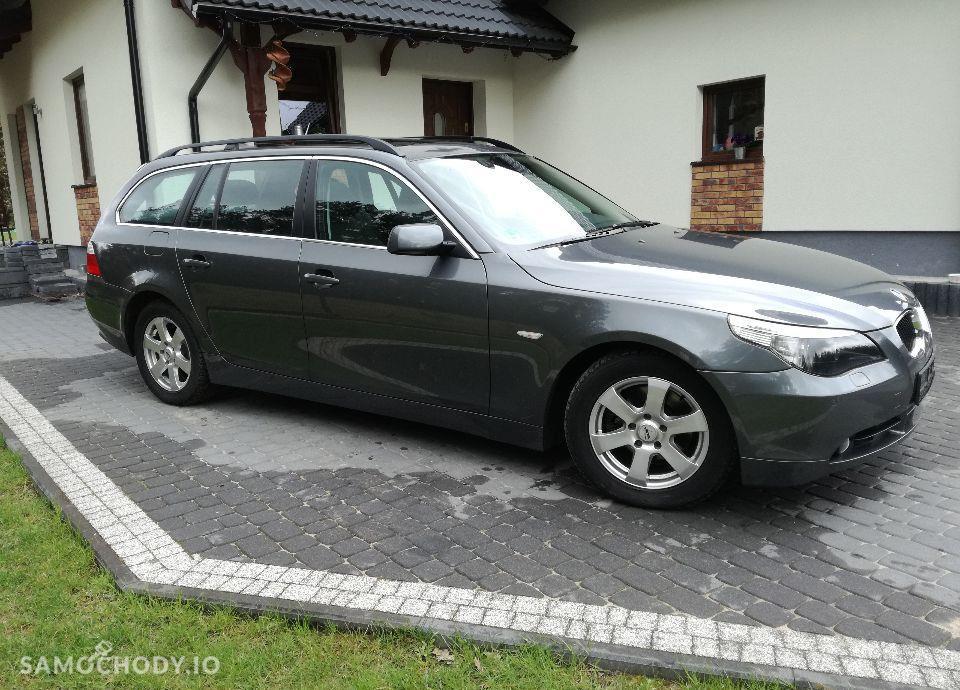 BMW Seria 5 E 61 520 D 163 KM. PANORAMA ! AUTOMAT ! Zadbany ! Pdc ! Klimatronic ! 16