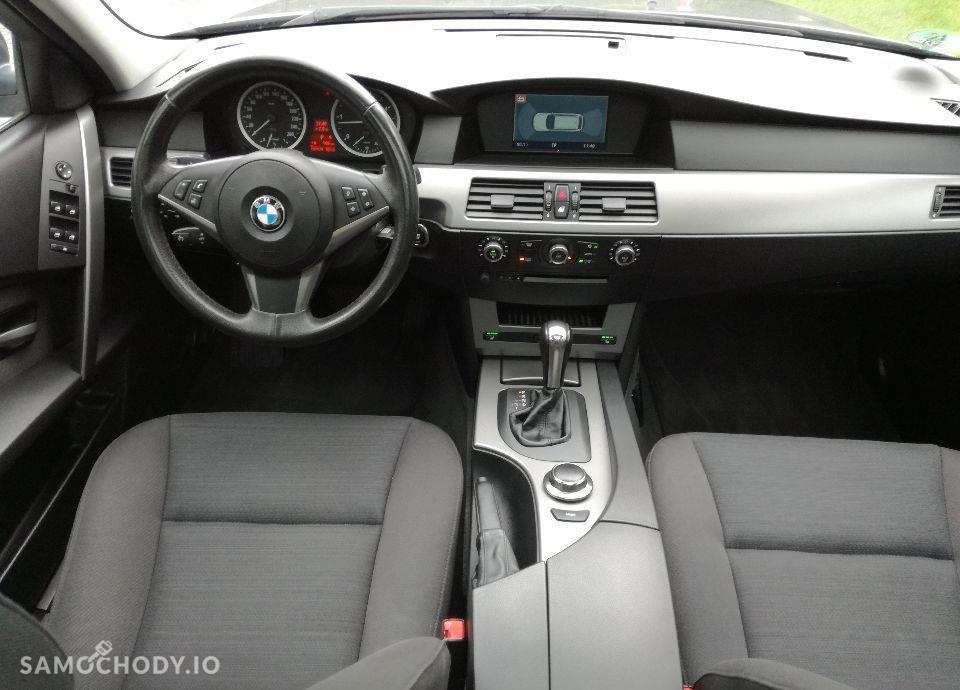 BMW Seria 5 E 61 520 D 163 KM. PANORAMA ! AUTOMAT ! Zadbany ! Pdc ! Klimatronic ! 29