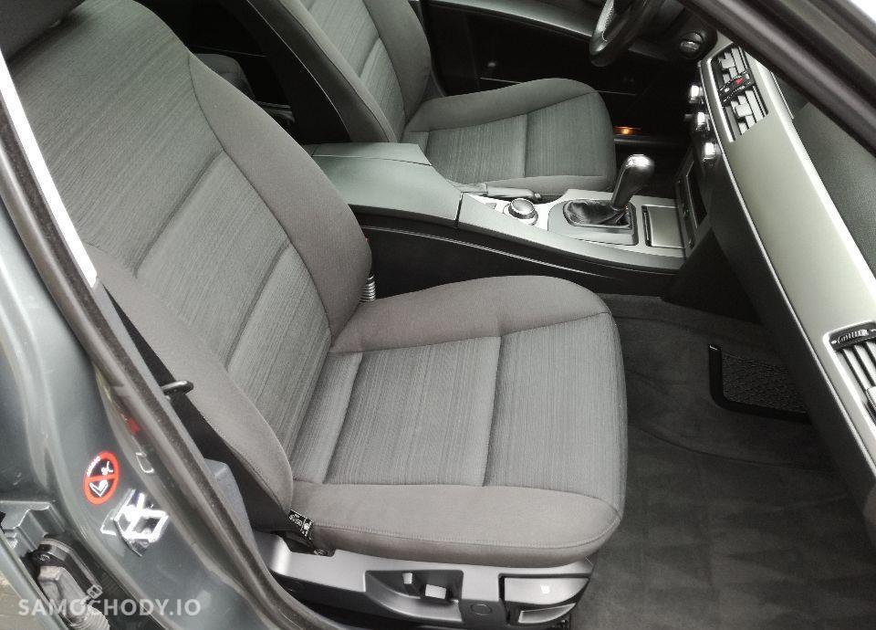 BMW Seria 5 E 61 520 D 163 KM. PANORAMA ! AUTOMAT ! Zadbany ! Pdc ! Klimatronic ! 79