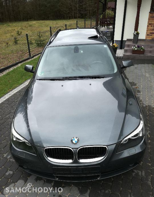 BMW Seria 5 E 61 520 D 163 KM. PANORAMA ! AUTOMAT ! Zadbany ! Pdc ! Klimatronic ! 22
