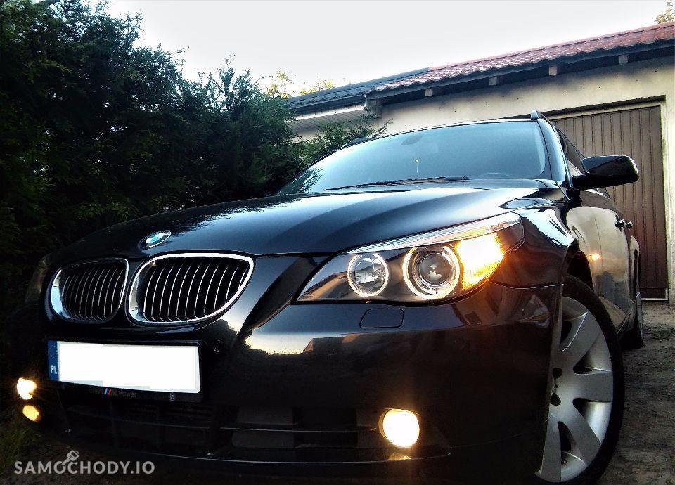 BMW Seria 5 BMW e61 super stan bogata wersja 1